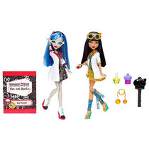 Monster High Partners Laboratorio - Mad Science Cleo De Nile
