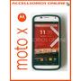 Funda Silicon Protector Motorola Moto X Color Negro Vbf