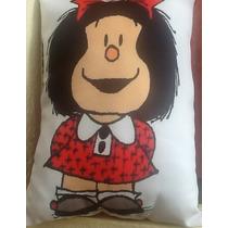 Cojines De Mafalda, Btr, One Direction, Justin Mars