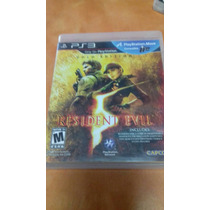 Resident Evil 5 Golden Edition Playstation 3 Ps3