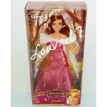 Giselle Disney Princesa Encantada Tipo Barbie