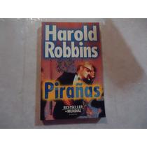 Pirañas Autor: Harold Robbins