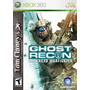 Ghost Recon Advanced Warfighter Usado Xbox 360 Blakhelmet