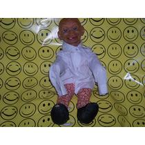 Muñeco Ventrilocuo Antiguo