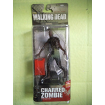 Charred Zombie The Walking Dead Mcfarlane Toys