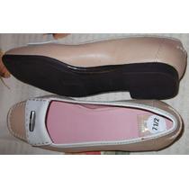 Zapatos ,nuevos,bicolor Café-crema,mujer,tommy Hilfiger