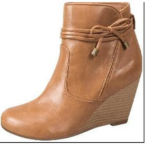 Botas Color Camell