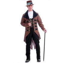 Disfraz De Steampunk, Victoriano, Historico Para Adultos