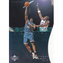 1997-98 Upper Deck Teammates Dc Anthony Mason Hornets