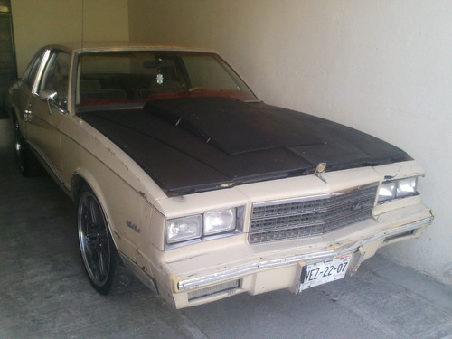 Chevrolet Monte Carlo 1984