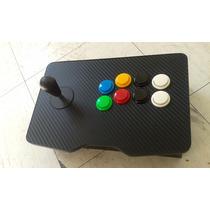 Joystick Control Arcade Ps2 Envio + Juegos Gratis