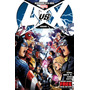 Libro Comic Avengers Vs. X-men Marvel Comics De Coleccion!