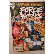 Force Works #7 Marvel Comics 1995 Usa Hands Of The Mandarin
