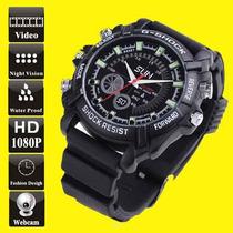 Mini Camara Espia Reloj Infrarojo Vision Nocturna 12 Mp Idd