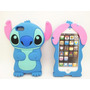 Stitch Iphone 5 + Mica + Regalo + Envio Estafeta Gratis