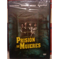Dvd Prision De Mujeres Con Carmen Montejo Hilda Aguirre Ndd