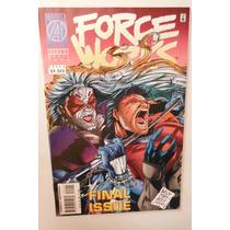 Force Works #22 Marvel Comics 1996 Usa