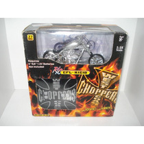 West Coast Choppers Jesse James Rc Cfl - Rigid Bike