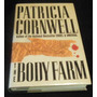 Patricia Cornwell Body Farm Signed By Author 1st Edition Sp0