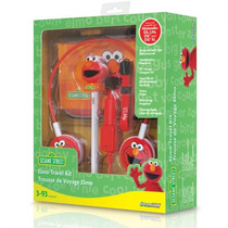 Paquete Elmo Travel Kit 7 In 1 Para Sd,ds Lite, Dsi,xl