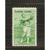 1981 Estados Unidos Bobby Jones Amateur En Golf Mint Nh.