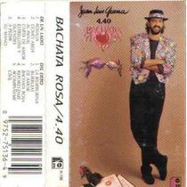Juan Luis Guerra Y Su 4.40 Bachata Rosa Cassette 1990 Hwo