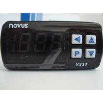 Controlador De Temperatura (pirometro) Novus N323 Ntc