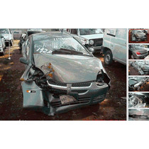 Dodge Neon Accidentado Por Partes