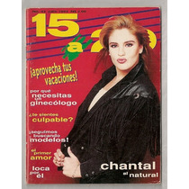 Chantal Andere En Revista 15a20 De Jul 1993 Hlw