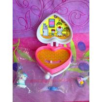 Hello Kitty Set Miniatura De Floreria