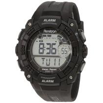 Reloj De Pulsera Para Hombre Armitron 408209blk Pm0