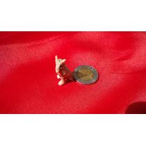 Buho Miniatura De La Suerte En Marmol Tallado A Mano 112