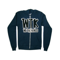 Hoodie American Apparel Sudadera We The Kings Hot Topic Vbf