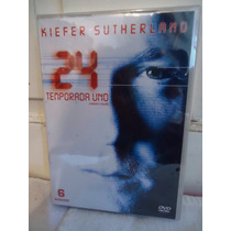Serie De Tv 24 Horas, Temporadas: 1,2,3,4,5,6,7 En Dvd