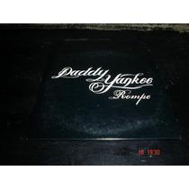 Daddy Yankee - Cd Single - Rompe Class1