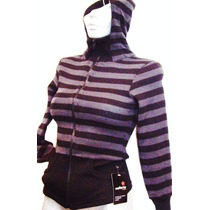 Saco Sweter Jacket Chamarra Tejido Punto Moda Unitalla Spo