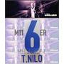 Estampados Tigres 2012 Nuevo, T.nilo 6 Original Remate