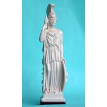 Atenea Athena Escultura Griega Venus En Marmol Arte Figura