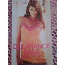 Victorias Secret Catalogo 2005 Bikinis Blusas Tangas Vestido