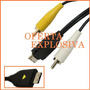 Cable Original Audio Video Suc-c3 P/camara Samsung L201 L210