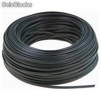 Cable Telefonico Para Exteriores Color Negro