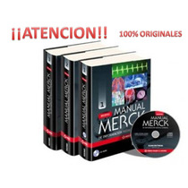Nuevo Manual Merck De Información Médica General