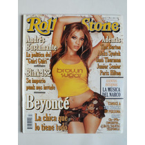 2004 Beyonce Revista Rolling Stone Mexico #17