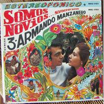 Bolero, Armando Manzanero, Somos Novios, Vol. 3, Lp 12´,