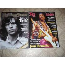 Revistas Rolling Stone Mexico Varios Numeros Atrasados