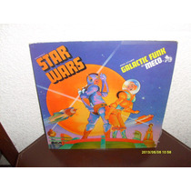 Star Wars. Disco Lp. En Acetato.temas De La Pelicula.