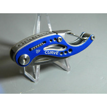 G0116 Gerber Curve Azul Mintool Tipo Llavero-carabiner Vv4