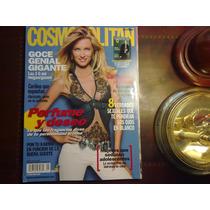 Revista Cosmopolitan Sharon, Ricky Martin, Antonio Banderas