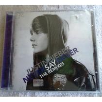 Justin Bieber: Never Say Never, The Remixes Cd