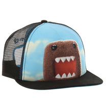 Hot Topic Gorra Domo Photo Trucker Hat